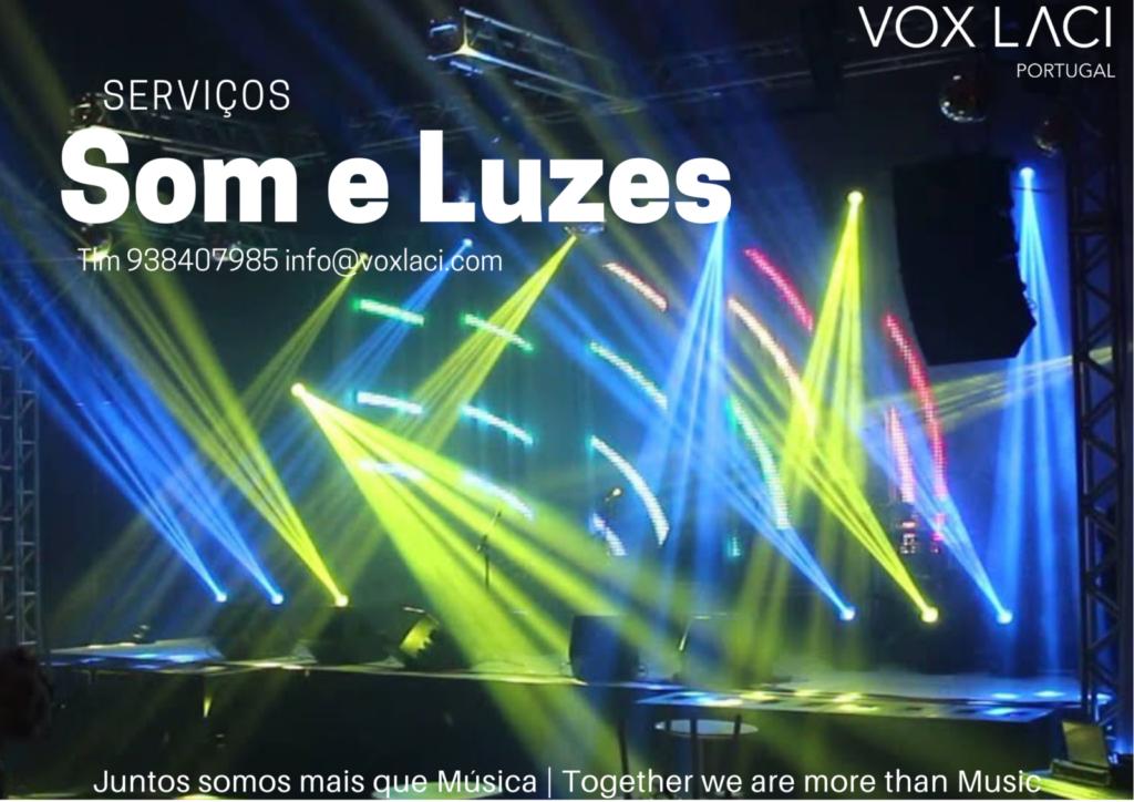 Som & Luzes